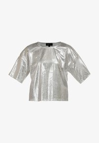 myMo at night - Blouse - silber - 4