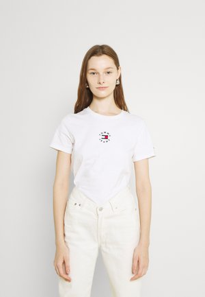 TINY TEE - T-shirt basic - white