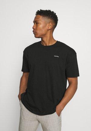 ESSENTIAL  - Basic T-shirt - black