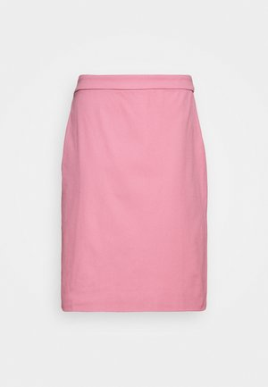 SKIRT BISTRETCH - Pencil skirt - bohemian rose
