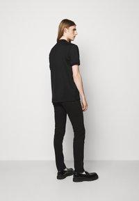 PS Paul Smith - MENS ZIP  - Polo shirt - black - 2