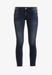 Le Temps Des Cerises - Jeans Skinny Fit - black/blue - 4