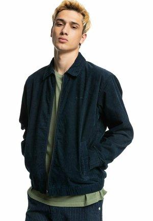 TRANSEASONAL - Summer jacket - navy blazer