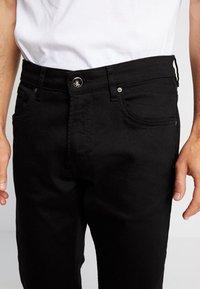 CELIO - NO CLEAN - Straight leg jeans - black - 4