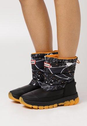 WOMENS ORIGINAL INSULATED SHORT - Winter boots - black