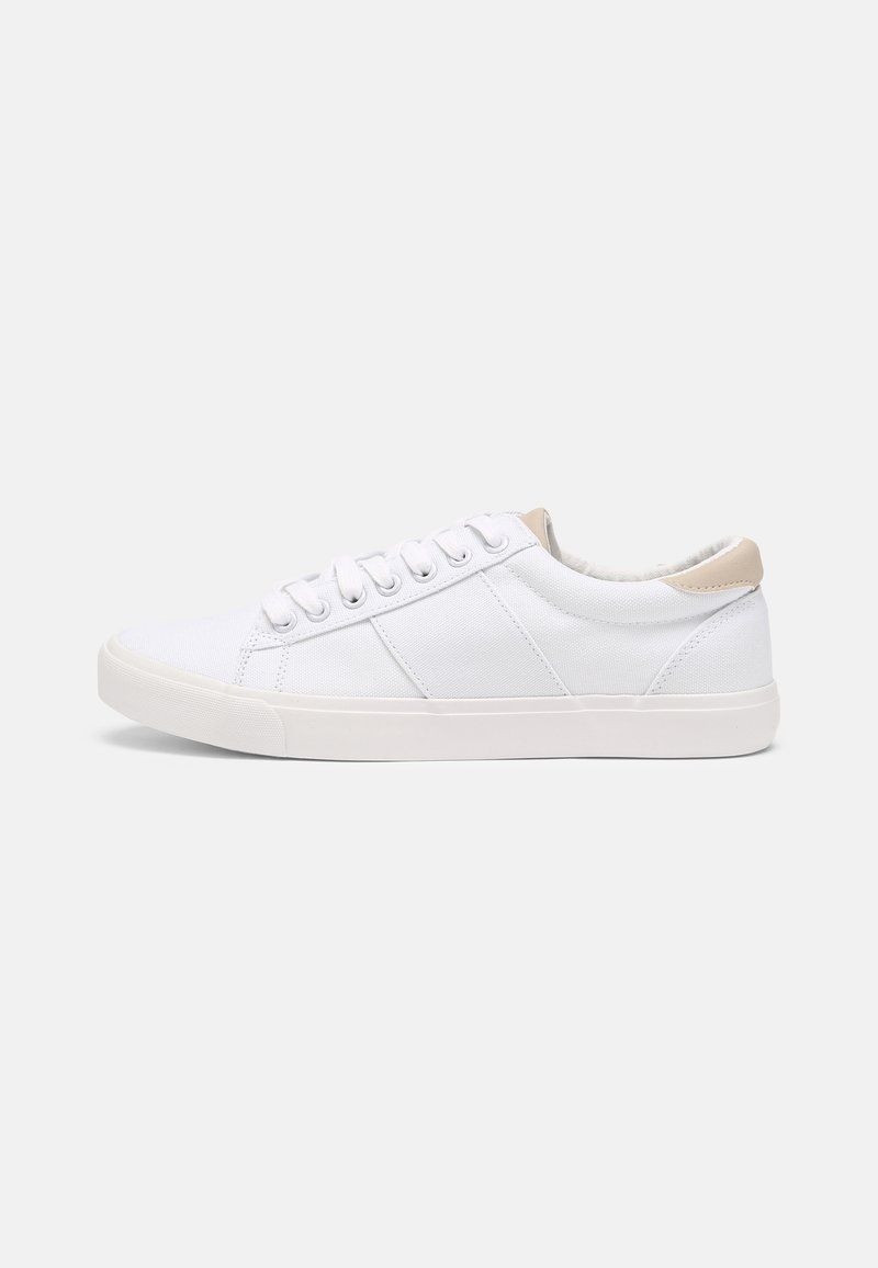 Pier One - UNISEX - Sneakers basse - white