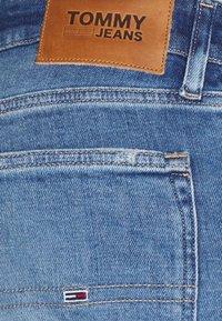 Tommy Jeans - SIMON SKINNY - Flared Jeans - denim - 6
