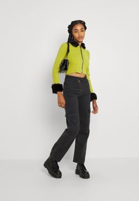 The Ragged Priest - LATE CARDI - Vest - lime/black - 1