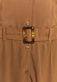 Esprit Collection - DRESS - Shirt dress - toffee - 2