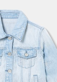 Desigual - Denim jacket - blue - 2