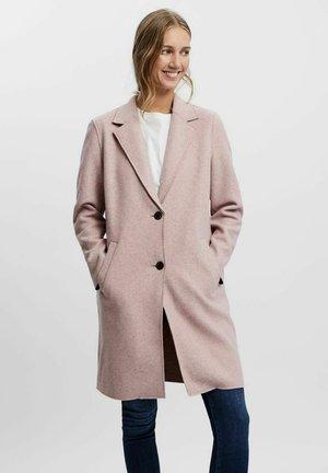 Short coat - woodrose