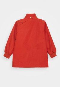 Mini Rodini - PICO JACKET - Waterproof jacket - red - 2