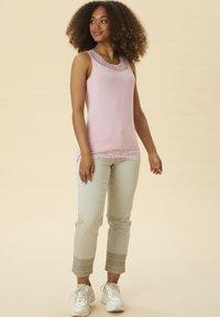 Cream - FLORENCE - Top - cameo pink - 1