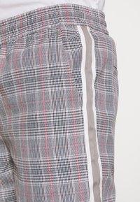 D-STRUCT - RICCO - Trousers - tartan - 3