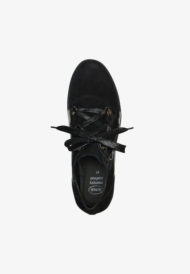 ZEPPA RIMELLA - Casual lace-ups - schwarz