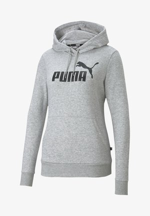 Hoodie - light gray heather