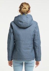 Schmuddelwedda - Winter jacket - marine melange - 2