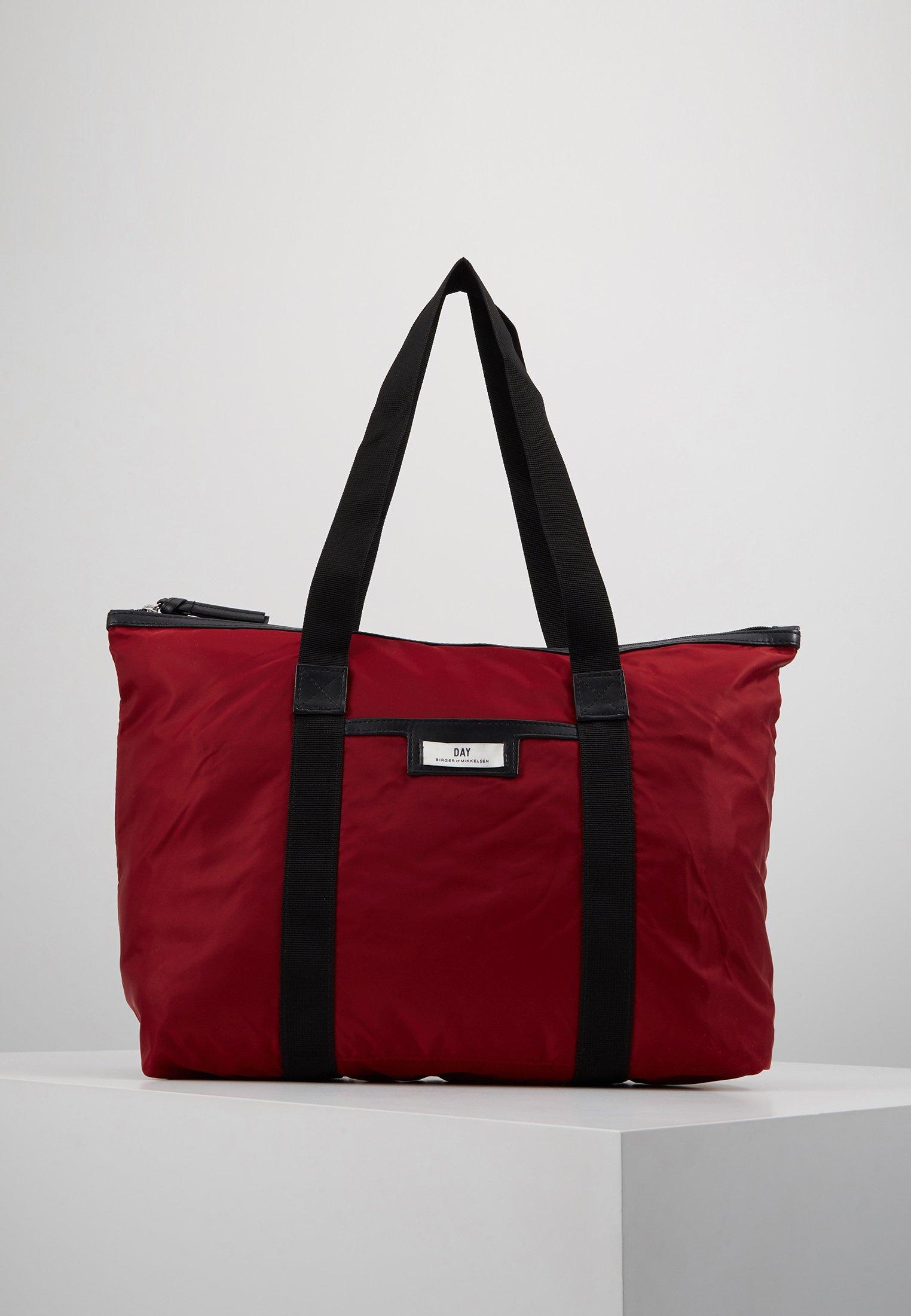 day birger et mikkelsen väska röd