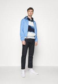 Polo Ralph Lauren - INDIGO COTTON-BLEND HOODIE - Sweatshirt - dark indigo cloud wash - 1