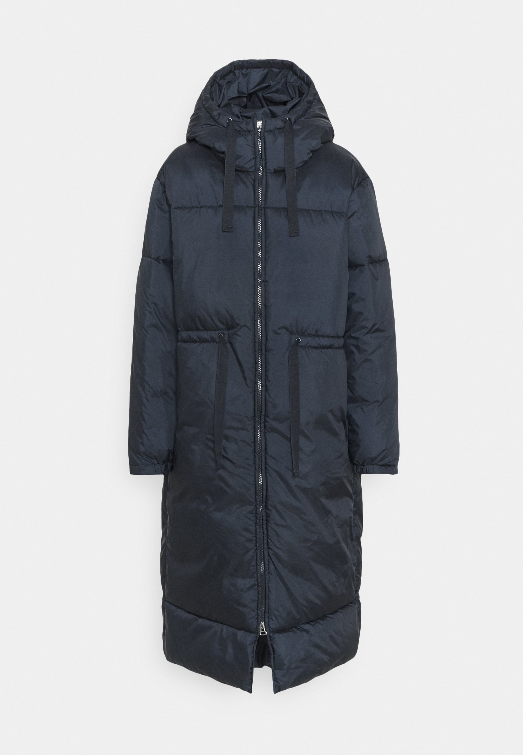ALLY LONG PUFFER - Winterjas - navy