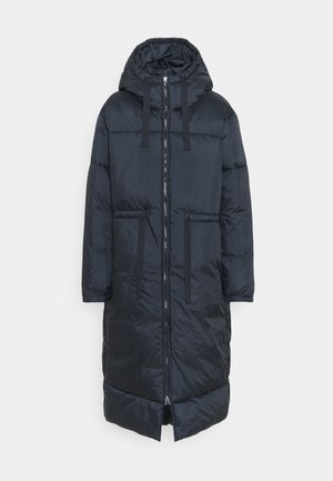 ALLY LONG PUFFER - Winter coat - navy