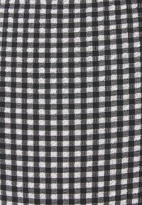 aerie - ONE PIECE CUTOUT - Swimsuit - true black - 5