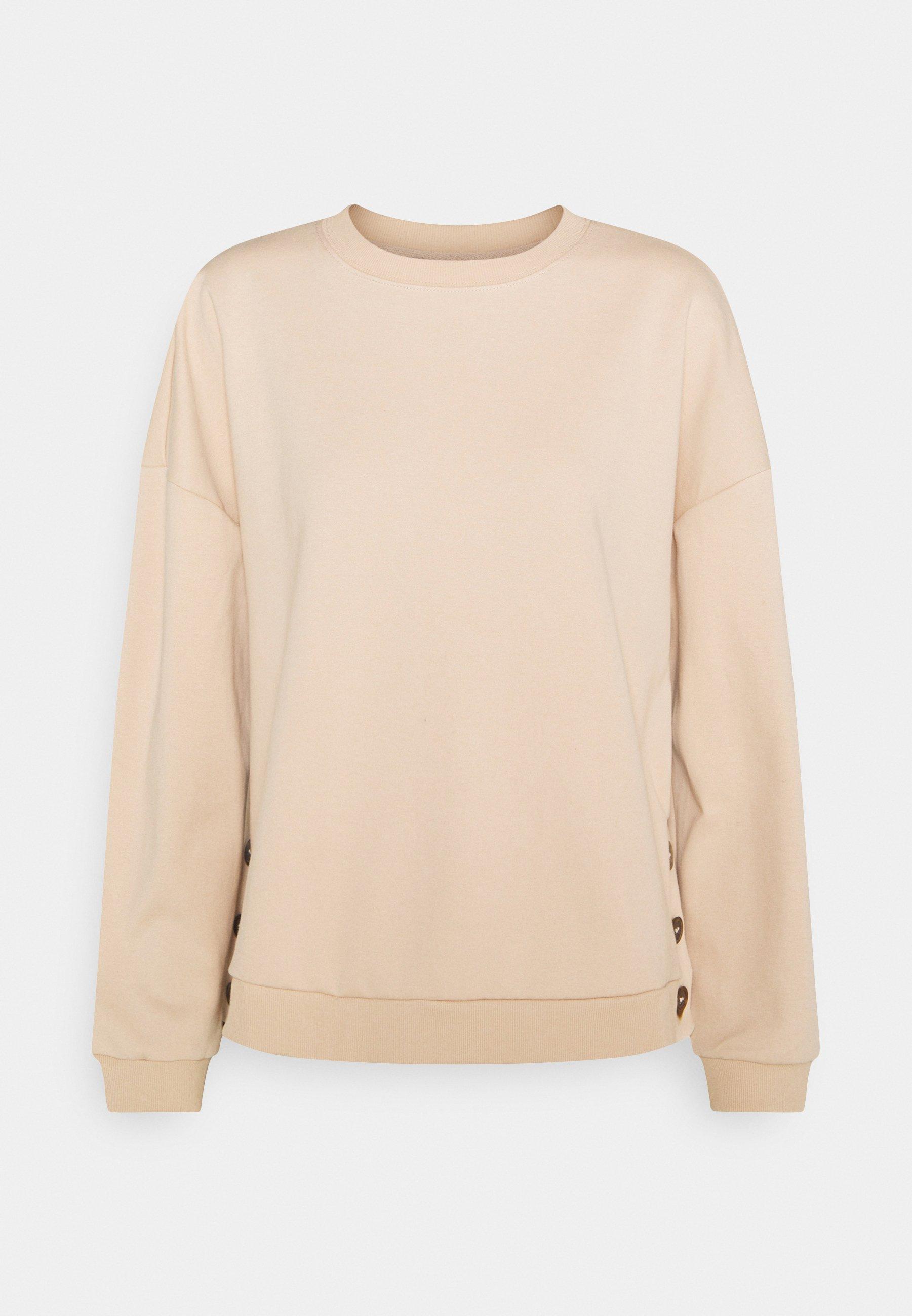 Women RAGLAN CREW NECK JUMPER - Sweatshirt