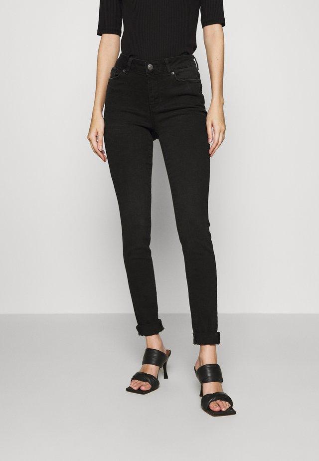 VMSEVEN MR SLIM  - Jeans Skinny Fit - black denim
