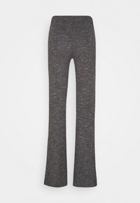 VMKAMMA FLARED PANT - Trousers - medium grey melange