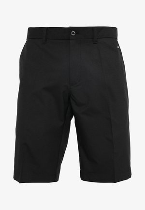 SOMLE TAPERED LIGHT POLY - Ulkoshortsit - black