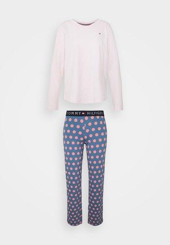 ORIGINAL PANT  - Pyjama set - pale pink