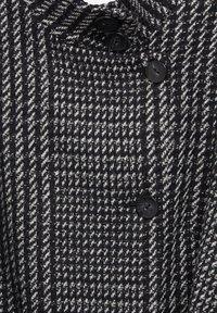 Violeta by Mango - MINIMAL - Classic coat - schwarz - 7