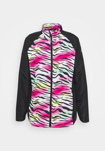 MAILA - Vindjakke - hot pink