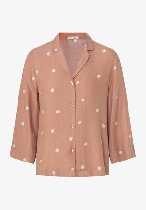Pyjama top - light pink