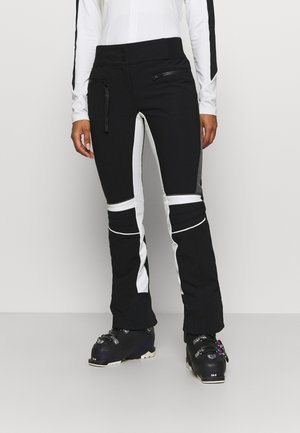 ADELA PANT - Snow pants - black/grey