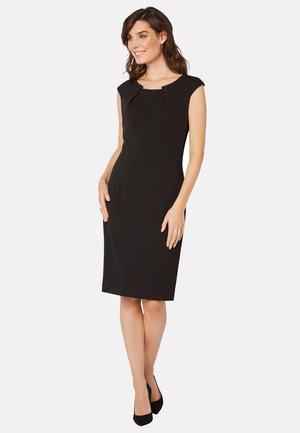 JANE - Shift dress - black