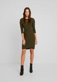 Anna Field - Day dress - khaki - 0