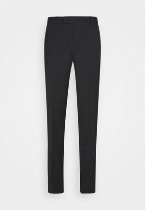 TROUSERS GAME - Pantaloni - black