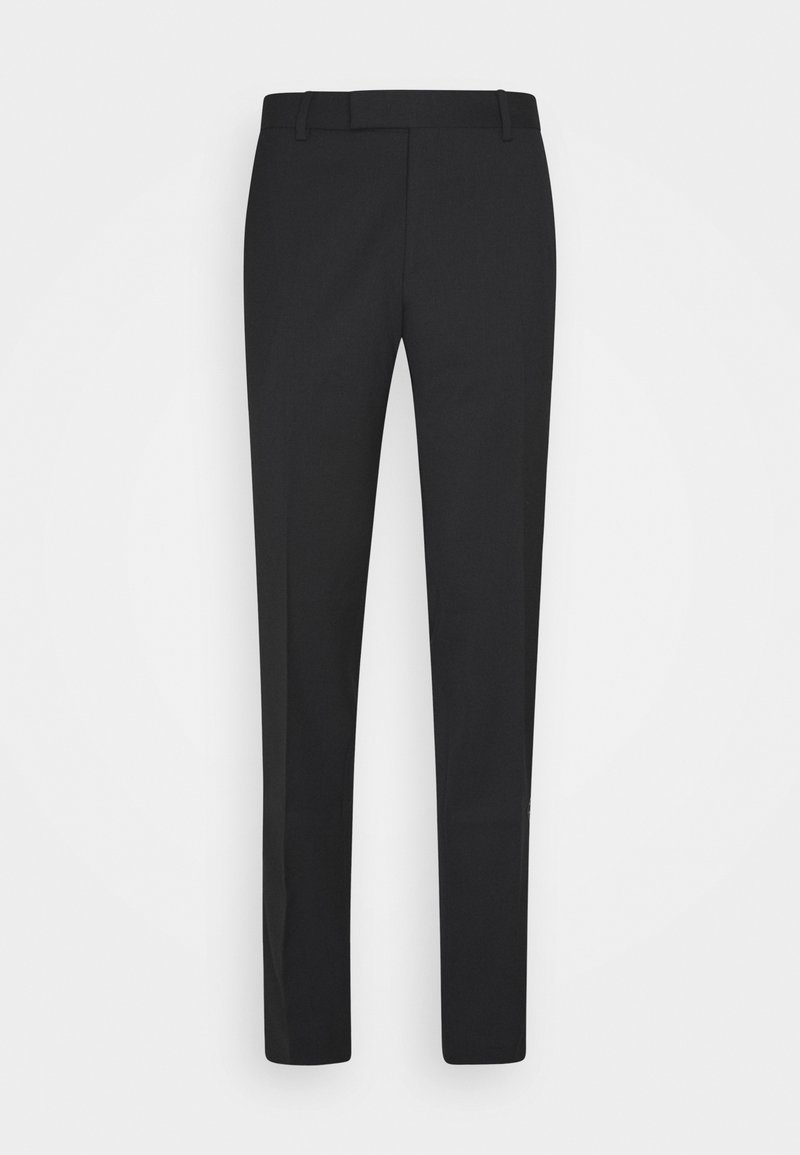 KARL LAGERFELD - TROUSERS GAME - Trousers - black