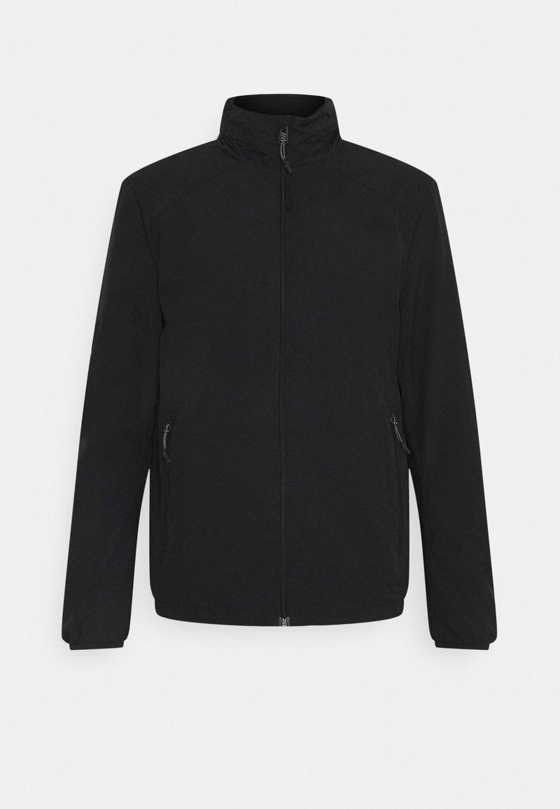 Springfield - PACKABLE - Lehká bunda - black