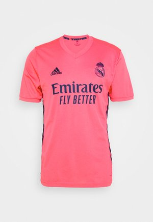 REAL MADRID SPORTS FOOTBALL - Vereinsmannschaften - pink