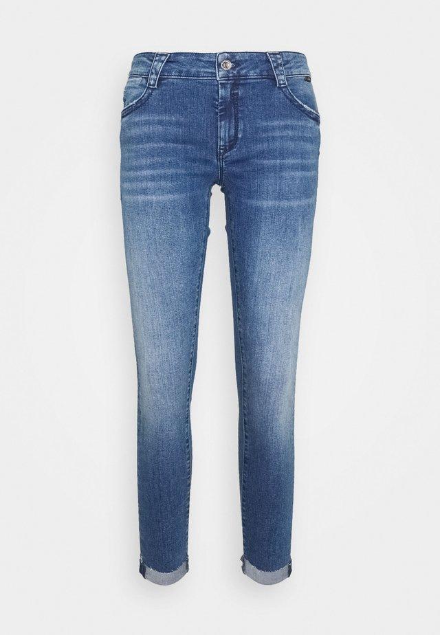 LEXY - Skinny džíny - mid brushed glam