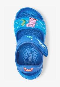 Next - PEPPA PIG POOL SLIDERS - Walking sandals - blue - 1