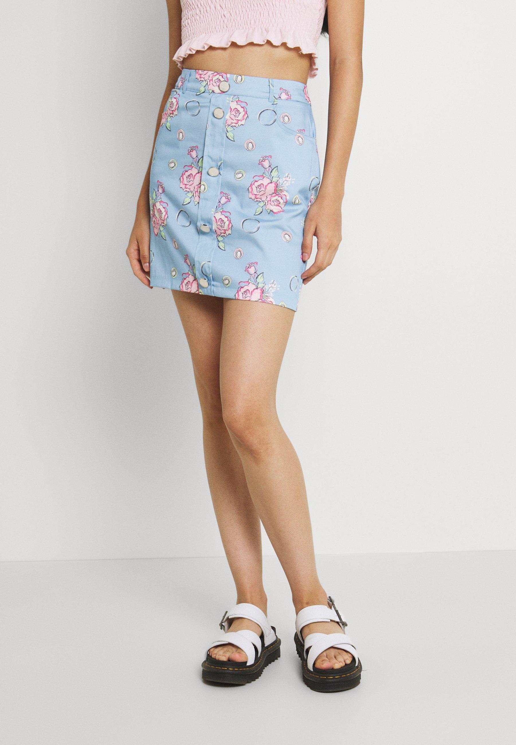 Mujer RENKLI - Minifalda