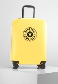 Kipling - CURIOSITY S - Wheeled suitcase - vivid yellow nc - 3
