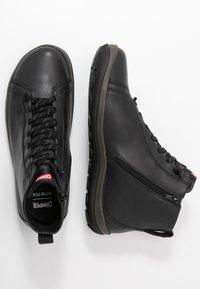 Camper - PEU PISTA - Sneaker high - black - 1