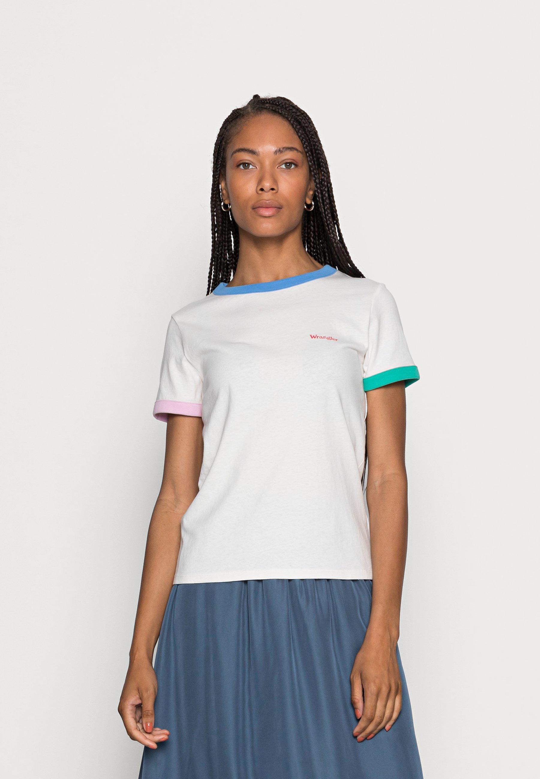 Damen RINGER TEE - T-Shirt basic