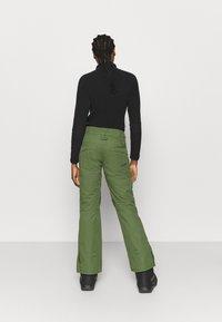Roxy - BACKYARD - Zimní kalhoty - bronze green - 2