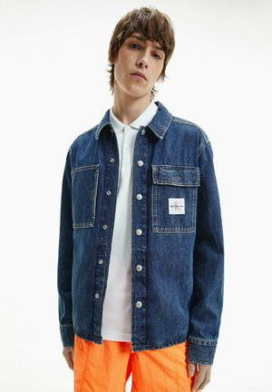 Denim jacket - denim medium