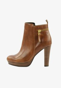 sacha - Classic ankle boots - cognac - 0